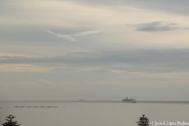 La influencia del tráfico marítimo en la contaminación atmosférica del Mediterráneo