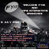 Melbourne Welcome FY13 and launch of YIPS interstate branches