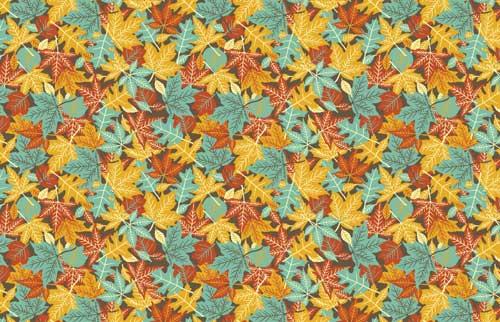 Fall Themed Wallpaper Desktop Autumn Floral Backgrounds Patterns