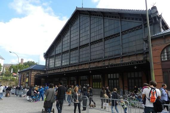 Jornada de puertas abiertas en el Museo del Ferrocarril de Madrid