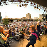 The Young Dubliners rock the Missoula Celtic Festival.