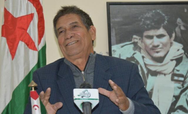 وزير الارض المحتلة يشيد بصمود جماهير انتفاضة الاستقلال في مواجهة العدو المغربي