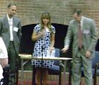 The Panel: Philip Gray, Anna Franzonello, and David Cook