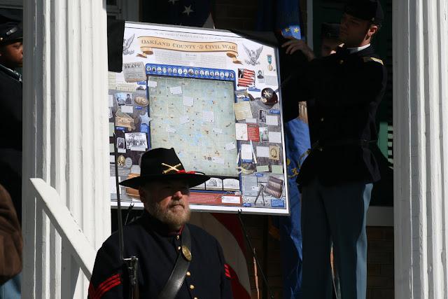 Oakland County Civil War Map Presentation - IMG_5127.JPG