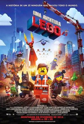 Filme Poster Uma Aventura LEGO WEBRip XviD Dual Audio & RMVB Dublado