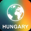Hungary Offline Map icon