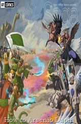 Actualización 10/10/2016: Se agregan el número 31 echo por Tero1712 y Silvynho91 de Prixcomics y los números desde el 32 al 37 por AT-Noir de AT-Comics.