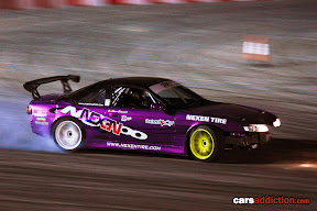 Alan Sinnott Allstars 2012 drift champion
