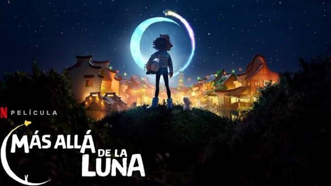 Más Allá de la Luna: Netflix sigue restando distancia con Disney en animación