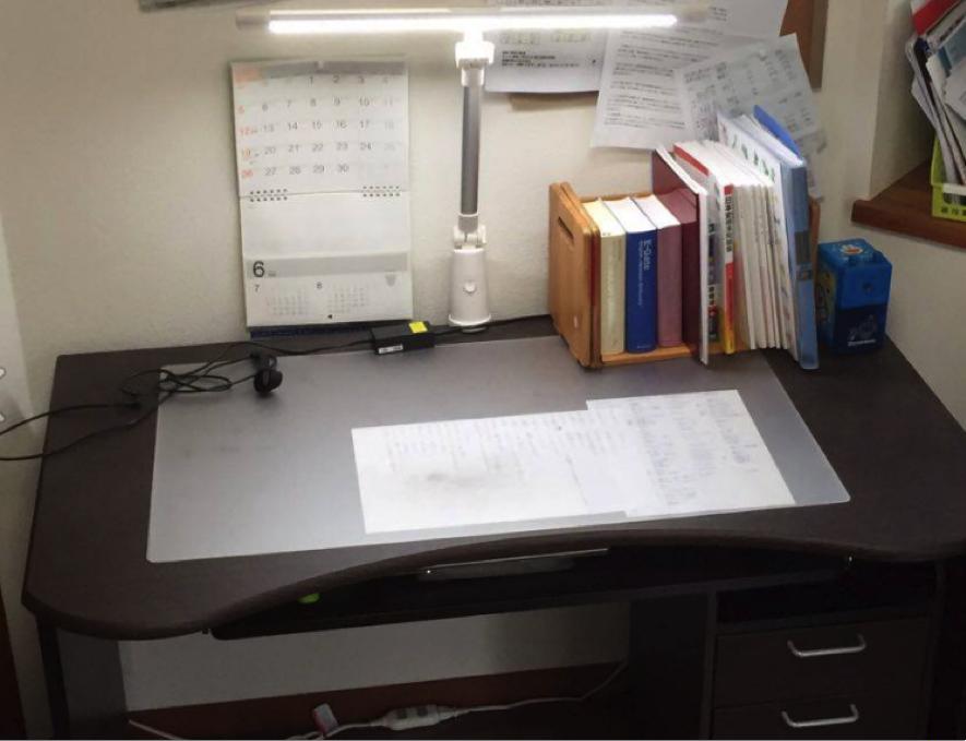 DKの勉強机、のぞき見インタビュー!Vol.6 @たくやくん