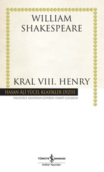 William Shakespeare – Kral VIII. Henry