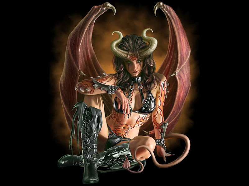 Strong Girl Devil, Demonesses