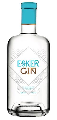 Gerry's Kitchen, 5 Questions, Esker Spirits, Esker Gin, Jackie Stewart