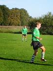 2003-09-21 Ben Burink speelt 1000ste wedstrijd