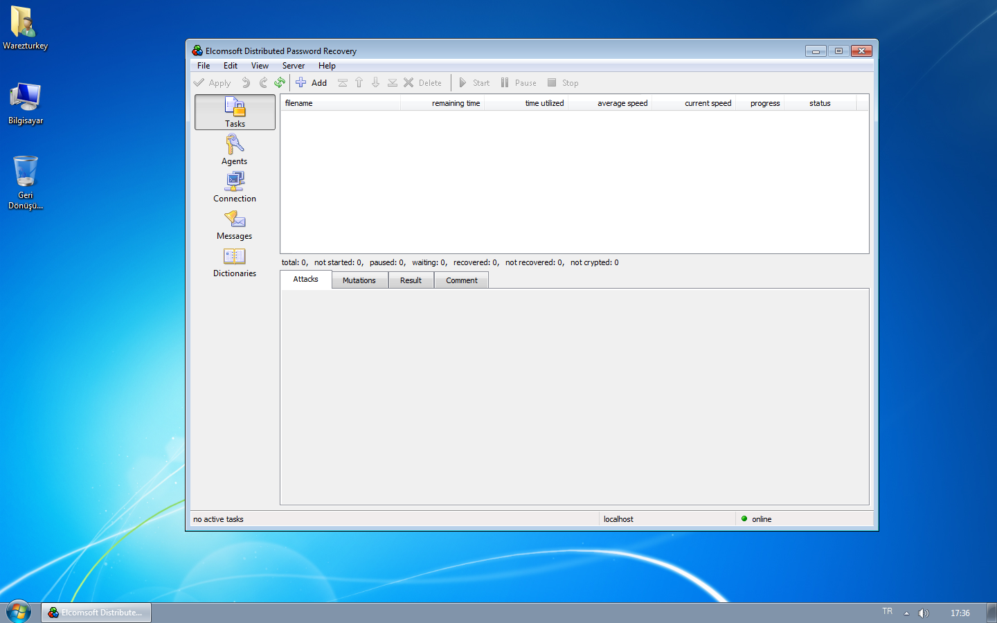 ElcomSoft Distributed Password Recovery 4.10.1236