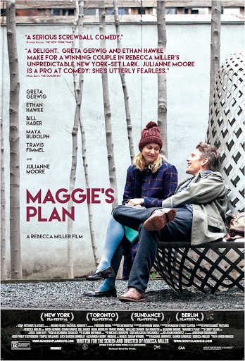 Maggie's Plan (2015) แม็กกี้ แพลน