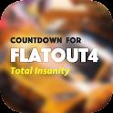 Countdown Timer for FlatOut 4 icon