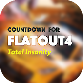 Countdown Timer for FlatOut 4