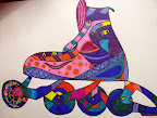 Roller Blade by Dylan