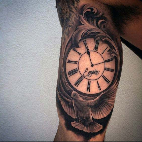 Best inner bicep tattoos designs ideas