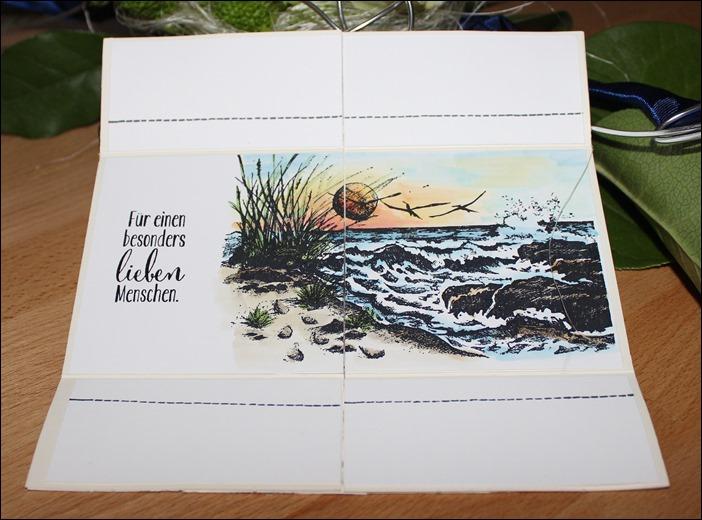 Endloskarte Endless Card Infinity Card Never Ending Card Freundschaft Friends Thank 00