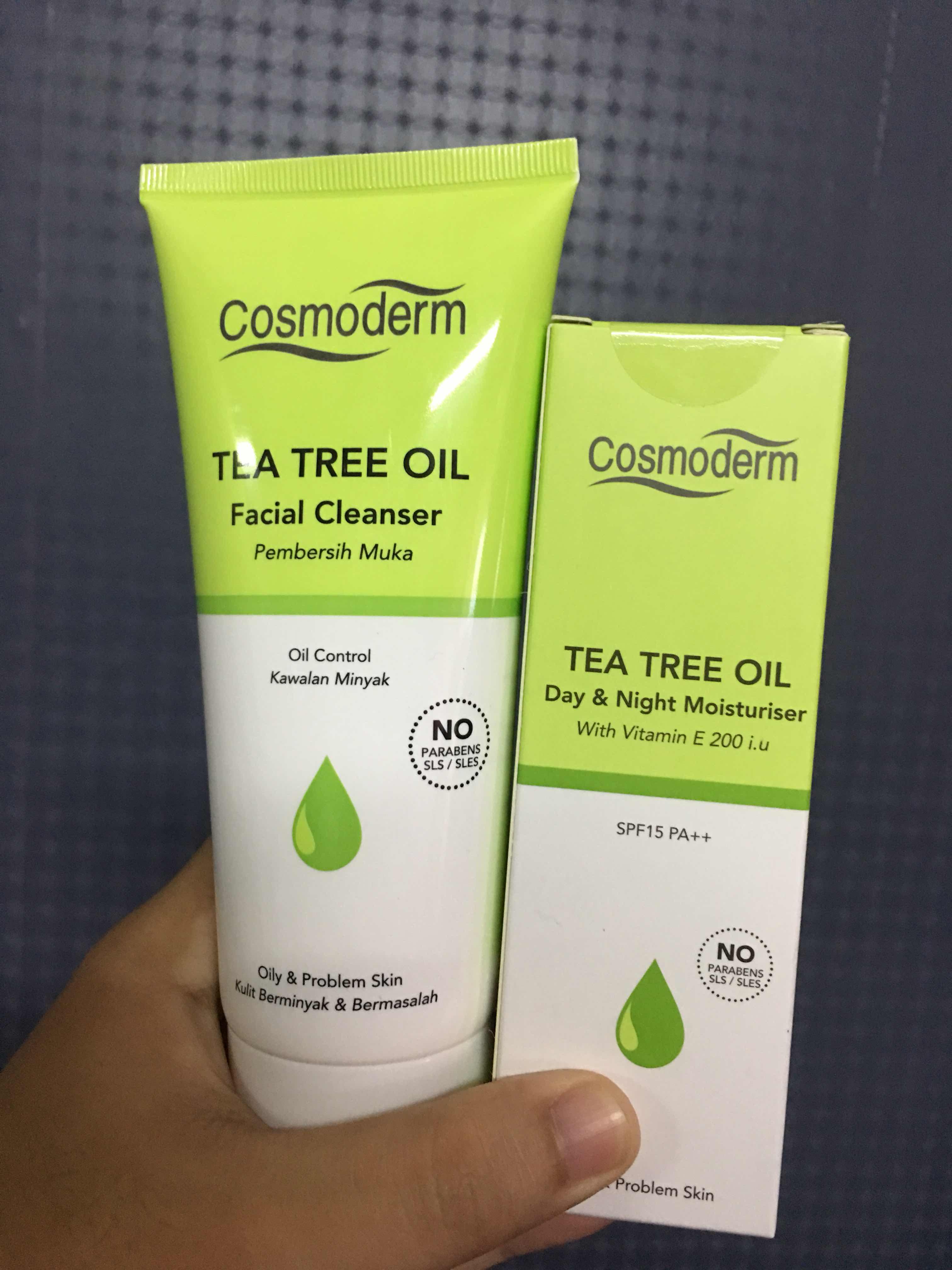 Cosmoderm, I love my skin!