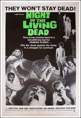 Poster Night of the dead