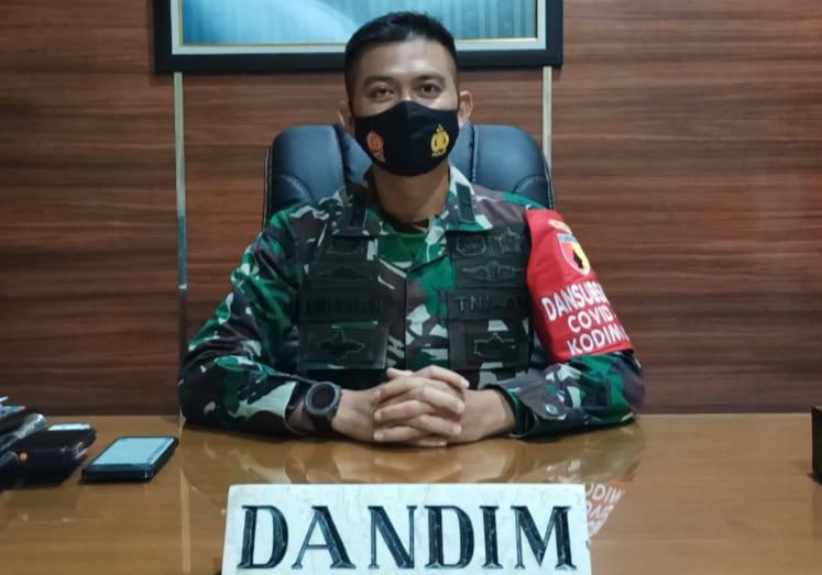 Dandim 0801 Pacitan Ucapkan Selamat Hari Jadi ke-70 Penerangan TNI AD