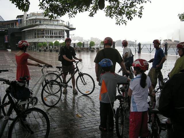 Local bike tour of Sydney