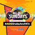 GMA NETWORK HAD CORNERED MOST OF TV ADS TODAY SO THEY CONTINUE THEIR 71ST ANNIVERSARY CELEBRATION IN 'ALL OUT SUNDAYS'