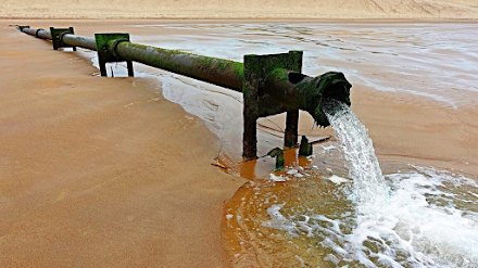 Βρετανία : πρόστιμο 90 εκατομμυρίων λιρών σε εταιρεία ύδρευσης - έριχνε δισεκατομμύρια λίτρα λυμάτων σκόπιμα στη θάλασσα