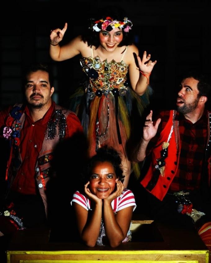 Grupo Tupam é selecionado para edição online de festival teatral em Salvador/BA