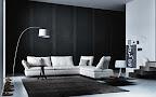divano Limes Saba con schienali spostabili a piacere