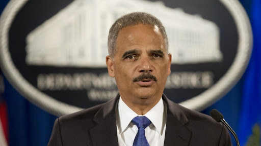 Eric Holder To Step Down As Attorney General