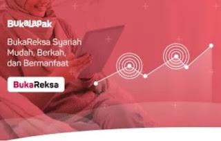 investasi online syariah murah bukareksa syariah