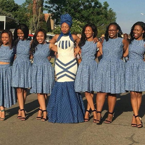 Amazing South African traditional designs 2019