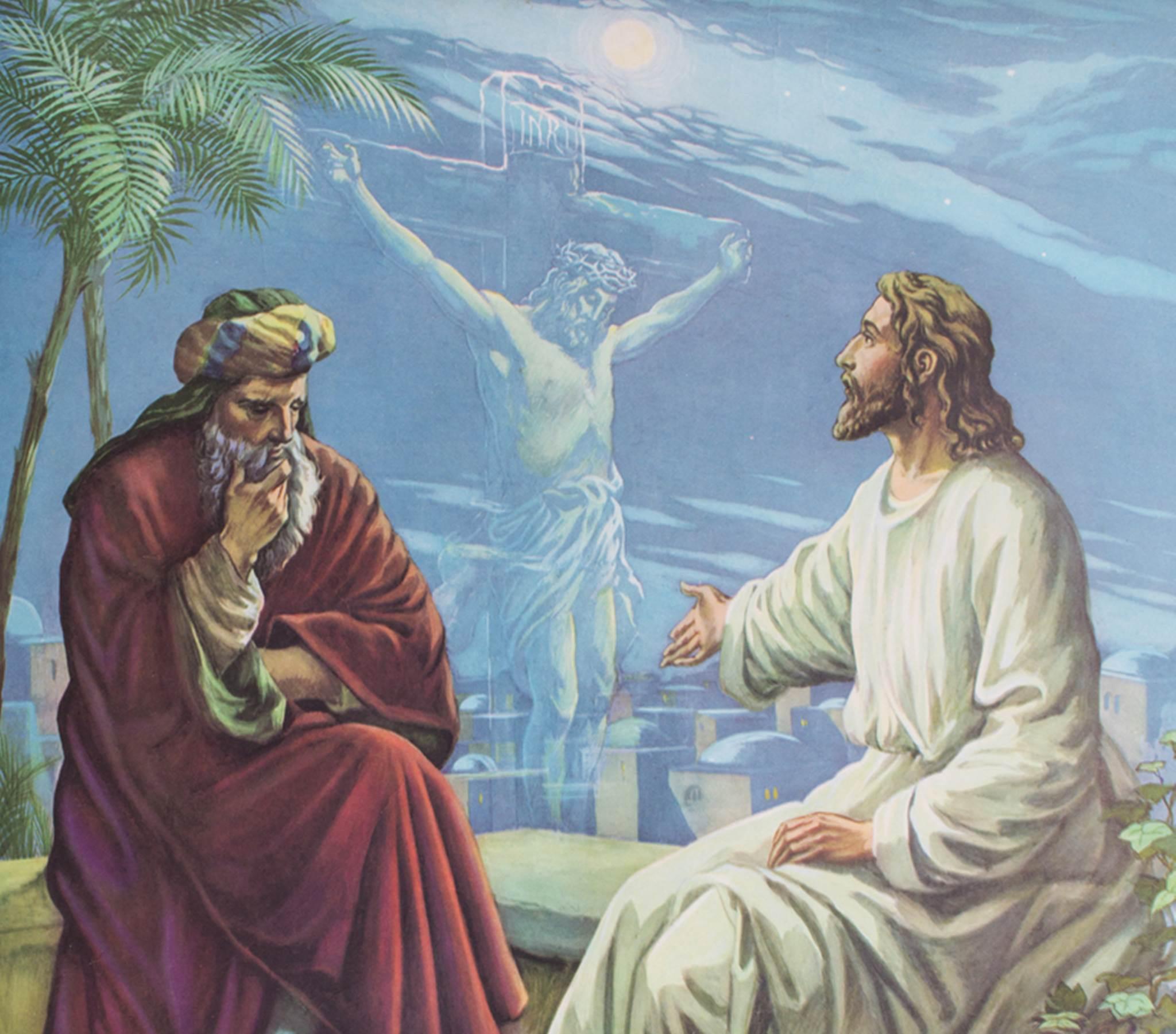Lời Chúa: Ga 3, 1-8