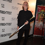 OIC - ENTSIMAGES.COM -  Terry Marcel  at the Film4 Frightfest on Sunday    of   Hawk The Slayer   UK Film Premiere at the Vue West End in London on the 30th August 2015. Photo Mobis Photos/OIC 0203 174 1069