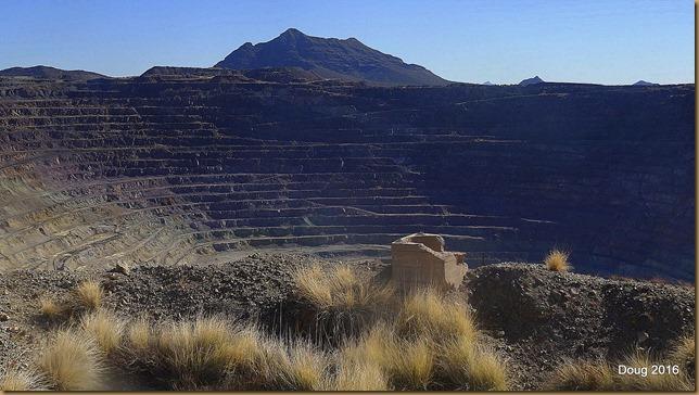Ajo Open Pit Mine