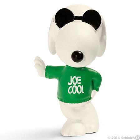 Contenido real de Schleich® 22003 Joe Cool