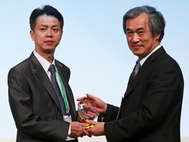 104年度 大會頒獎 - 臺灣泌尿科醫學會