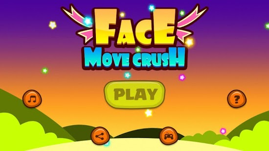 Face Move Crush - náhled