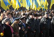 Город Николаев празднует 70-летие со Дня освобождения Украины от немецко-фашистских захватчиков