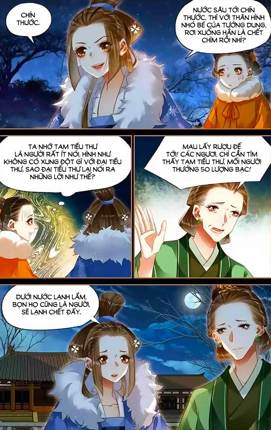 Thần Y Đích Nữ tập 133 - 3