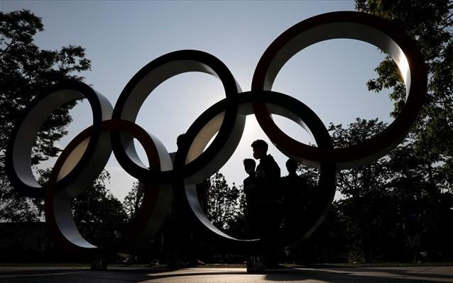 Υπέρ της τέλεσης των Ολυμπιακών Αγώνων οι μισοί Ιάπωνες