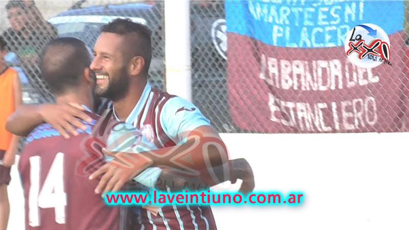 (VIDEO) Federal A 2016 - Unión Aconquija vs Altos H. Zapla (resumen)