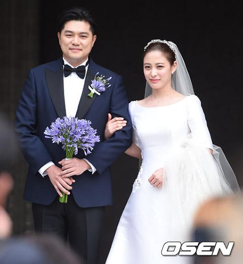 박희본결혼식