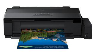 Download Epson L1800 printers driver and installed guide