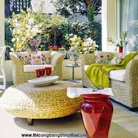 5 bí kíp làm mát nhà ngày hè mà không cần điều hòa _ Thi công trang trí nội thất