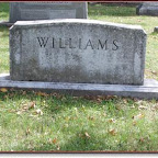 Burley H. Williams Family Son of Cordelia Elizabeth Gleaves Spring Hill Cemetery Nashville, Tennessee